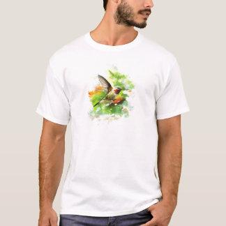 Camiseta Colibri atado largo