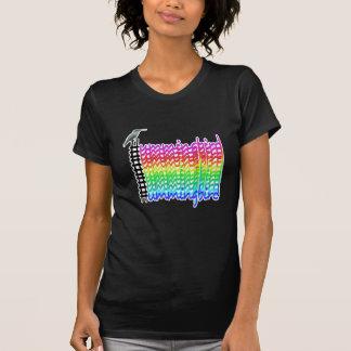 Camiseta Colibri colorido