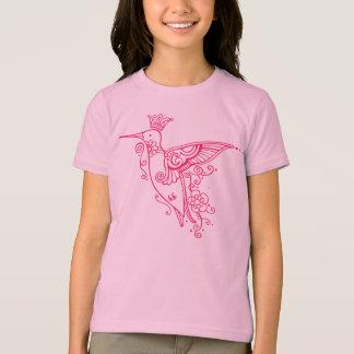 Camiseta Colibri cor-de-rosa