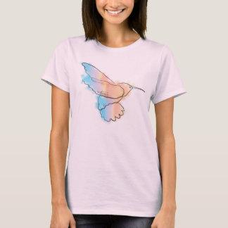 Camiseta Colibri do anel híbrido