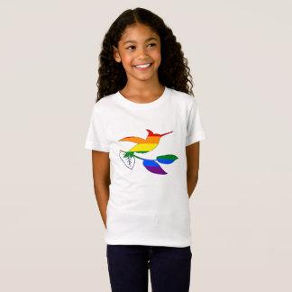 Camiseta Colibri do arco-íris