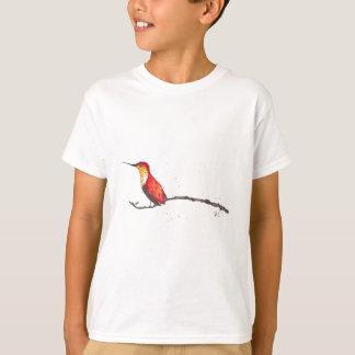 Camiseta Colibri no ramo