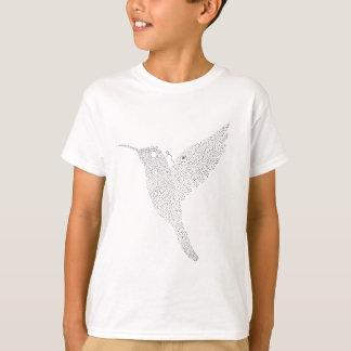 Camiseta Colibri que bloqueia para fora