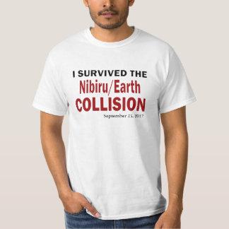 Camiseta Colisão da terra de Nibiru