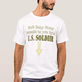 Camiseta Colisão do bebê de RnR