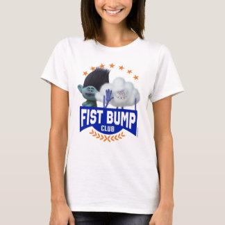Camiseta Colisão do punho dos troll |