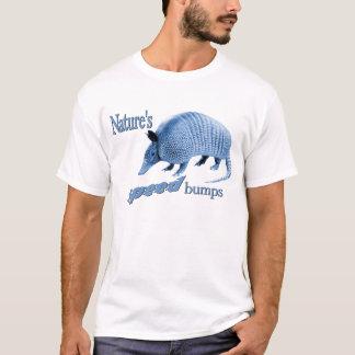 Camiseta Colisões de velocidade da natureza
