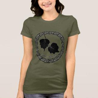 Camiseta (Coll) t-shirt celta côr de avelã do