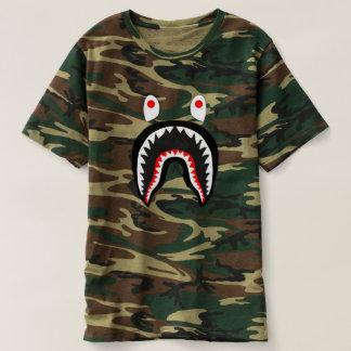 "Camiseta Collab ""tubarão Tankk "" de YBN_Prodigy"