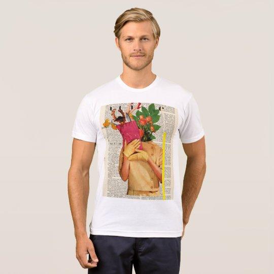 Camiseta Collage Magazine