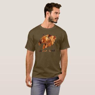 Camiseta Colles alpargata para Skater em Castanho