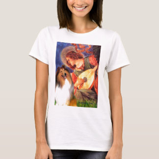Camiseta Collie 1 - Anjo do bandolim