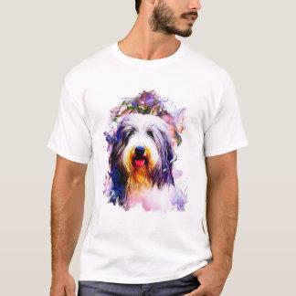 Camiseta Collie farpado