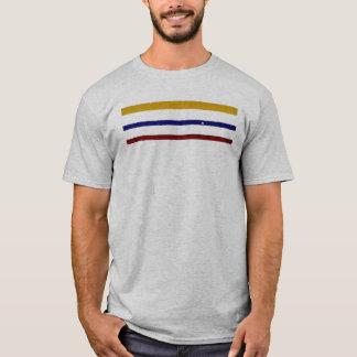 Camiseta colmbianflag, Presente, COLÔMBIA