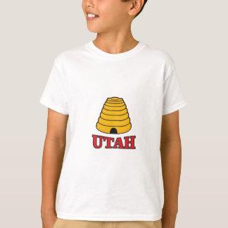 Camiseta colmeia de Utá