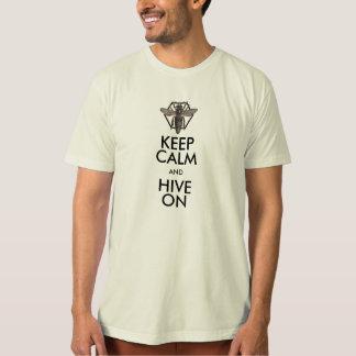 Camiseta Colmeia sobre
