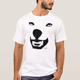 Camiseta Colmilho do lobo