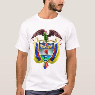 Camiseta Colômbia