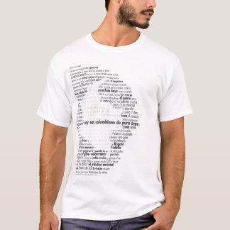 Camiseta Colômbia - Colombiano De Pura Sepa