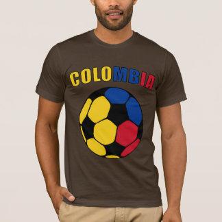 Camiseta Colômbia Footy (escuro)