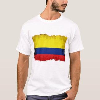 Camiseta Colômbia na aflição