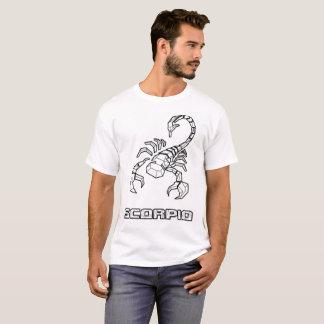 Camiseta Colora-me zodíaco: Escorpião