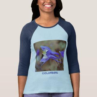 Camiseta Colorado aquilégia