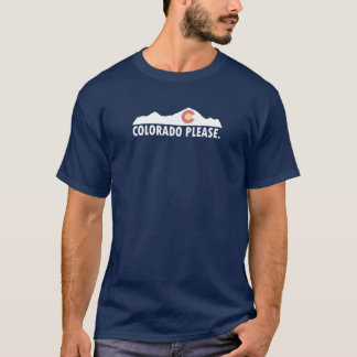 Camiseta Colorado por favor