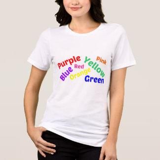 Camiseta Colore o jogo