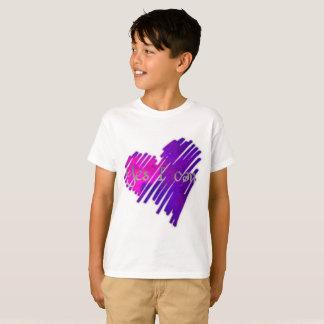 Camiseta Colorido sim eu posso