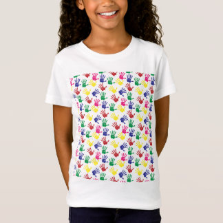 Camiseta Colorido teve o t-shirt de ted