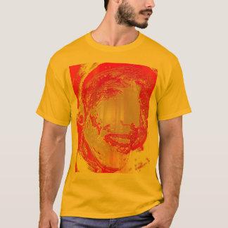 Camiseta cOLORZ líquido E sorrisos metálicos