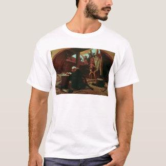 Camiseta Columbo nas correntes, 1863