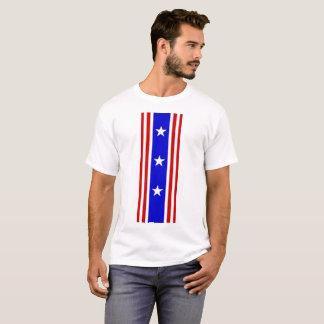 Camiseta Coluna americana