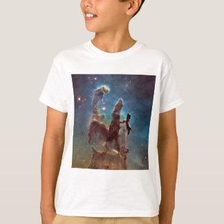 Camiseta Colunas da criação