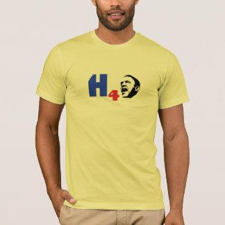 Camiseta Com fome para o t-shirt de Obama (roupa americano)