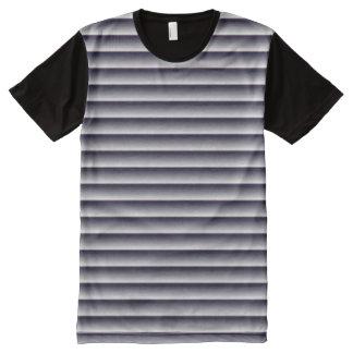 Camiseta Com Impressão Frontal Completa Aço