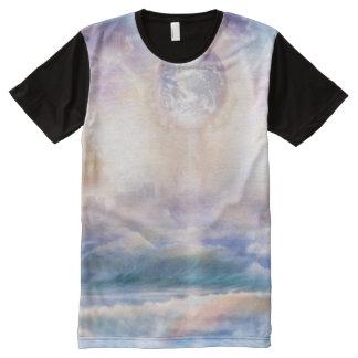 Camiseta Com Impressão Frontal Completa Asas Enchanted H079