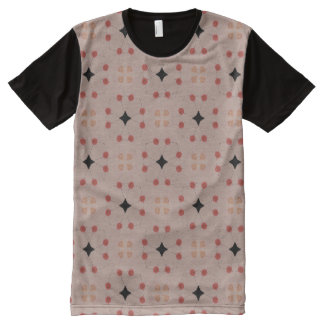 Camiseta Com Impressão Frontal Completa Conecte os pontos