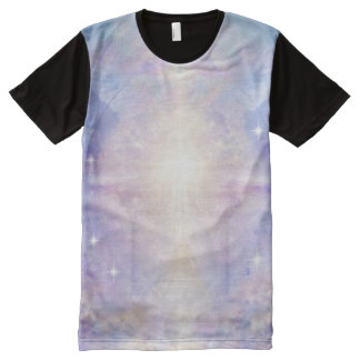 Camiseta Com Impressão Frontal Completa Entrada V052 ao Godhead