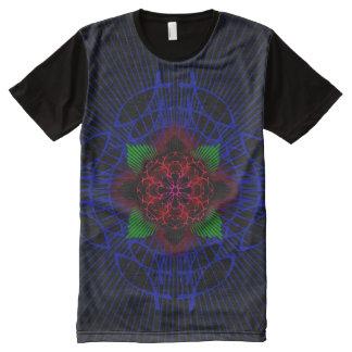 Camiseta Com Impressão Frontal Completa Ichthus aumentou