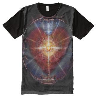 Camiseta Com Impressão Frontal Completa Luz V088 na sombra 41