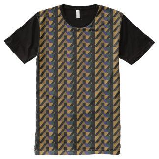 Camiseta Com Impressão Frontal Completa T feito sob encomenda máximo