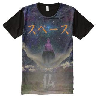 Camiseta Com Impressão Frontal Completa Tshirt 3d-4