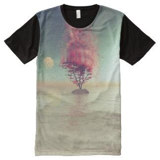 Camiseta Com Impressão Frontal Completa Virtuosismo