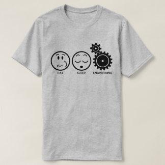Camiseta Coma a engenharia do sono