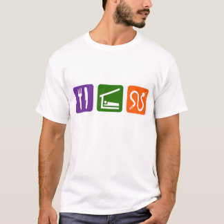 Camiseta Coma cobras do sono