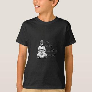 Camiseta Coma, durma, meditate, repita