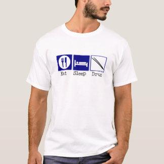Camiseta Coma, durma, rufe