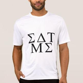 Camiseta Coma-me grego